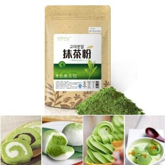 100g Matcha Powder Green Tea Pure Organic Certified Health Tea CakePeople Home - intl