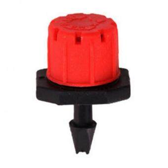 100pcs Adjustable Garden Irrigation Misting Micro Flow WaterDropper Head