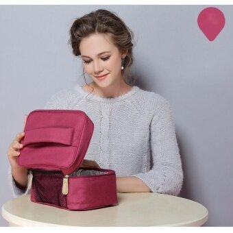 อยากขาย กระเป๋าเก็บอุณหภูมิแบบถือ กระเป๋าเก็บอุณหภูมิความร้อน-ความเย็นเก็บได้นานถึง 12 ชั่วโมง