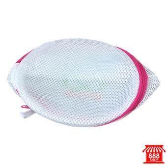 ถุงซักถนอมผ้าสำหรับเสื้อชั้นใน ขนาด 19x19 เซนติเมตร 888443WH120 - 5