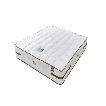 1deelertที่นอนสปริงหนา 12 นิ้วผ้านุ่ม รุ่น NEPTUNE ขนาด3. 5 ฟุต(สีขาว)