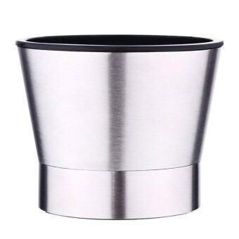 ประกาศขาย 2016 Best Quality Premium Brushed Stainless Steel Salt and PepperGrinder Pepper mill Set of 2pcs(silver)