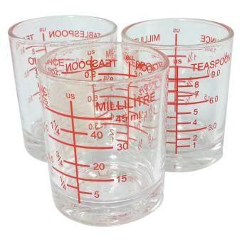 แก้วออนซ์ 3ใบ