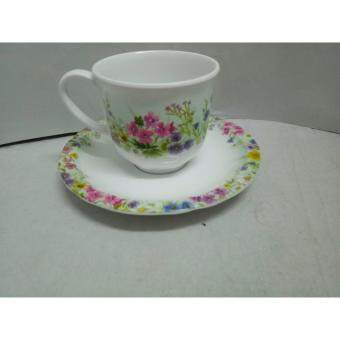 ศรีไทยซุปเปอร์แวร์ กิ๊ปเซ็ท (ถ้วยกาแฟ+จานรอง)เป็นของขวัญ งานเกษียณงานปัจฉิม ของที่ระลึก ของขวัญในโอกาสต่างๆๆ จำนวน 40 ชุดๆละ115 บาท