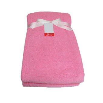ผ้าห่ม ผ้าห่มขนหนู ขนาด 5ฟุต