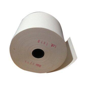 กระดาษความร้อน ขนาด 57x50mm.แพค 10 ม้วน