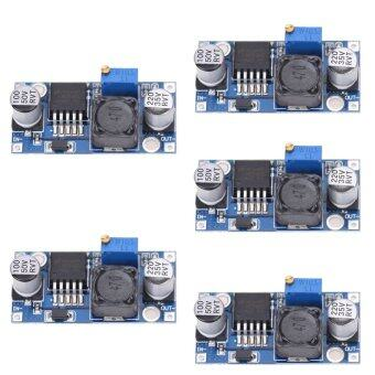 5pcs DC-DC 3A Buck Converter Adjustable Step-Down Power SupplyModule LM2596S - intl