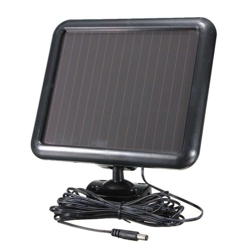 black outdoor solar powered 60 led security light with motion sensor