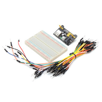 65pcs Male To Male Breadboard Wires Jumper Cable Bread Board Wires