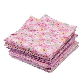 ประกาศขาย ซีรีส์ 7 สารพันก่อนตัดเย็บจากผ้าฝ้ายและผ้าธรรมดาสำหรับงานฝีมือเย็บปักถักร้อย