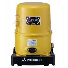 ปั้มน้ำอัตโนมัตขนาด 80W ระยะดูด 8 เมตร ระยะส่ง 12 เมตร รุ่น MITSUBISHI WP-85Q5 (Yellow)