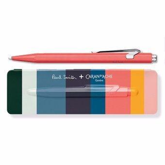 ปากกาลูกลื่น 849.082 รุ่น Paul Smith สี Coral Pink