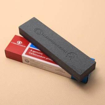 ประกาศขาย หินลับมีด A GENUINE CARBORUNDUM PRODUCT ของแท้สินค้านำเข้าสำหรับมีดทุกชนิดลับแล้วคมสมใจ เนื้อละเอียดและหยาบในอันเดียวยาว 20 ซม.