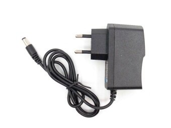AC 100V-240V Converter Adapter DC 9V 1A Power Supply EU Plug DC5.5mm x 2.1mm 1000mA UNO MEGA - intl