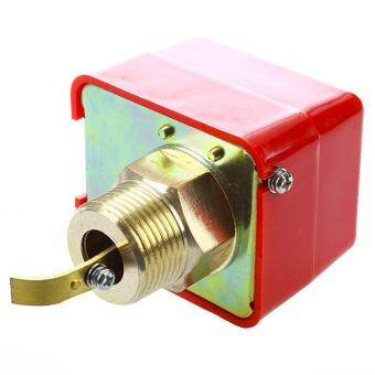 AC 220V 15A Male Thread SPDT Water Paddle Flow Switch HFS-25