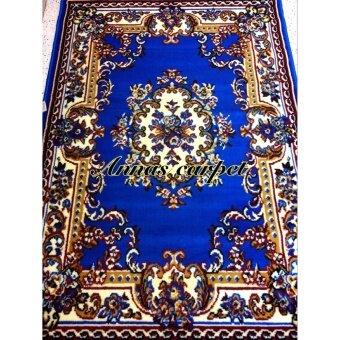 ANNAS Carpet พรมเปอร์เซีย Rugs AY53-21 210x310 cm สีน้ำเงิน