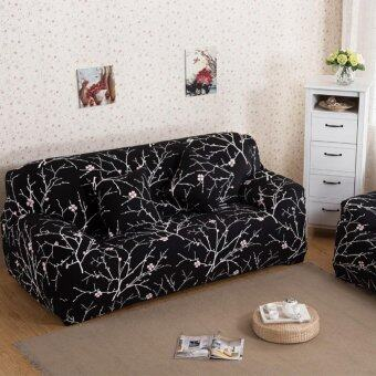 Art Spandex Stretch Slipcover Printed Sofa Furniture Cover - intl pantip