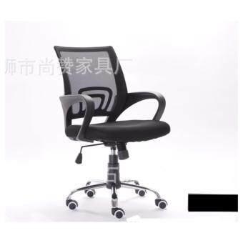 ต้องการขาย Asia เก้าอี้สำนักงาน มีล้อ ขาเหล็กโครเมี่ยม รุ่นตาข่าย สีดำ