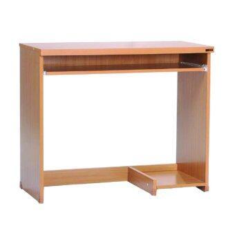 Asia โต๊ะวางคอมพิวเตอร์ 80 ซม. สีบีช รุ่นTC-02