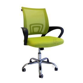 B&G โฮมออฟฟิศ เก้าอี้สำนักงาน เก้าอี้นั่งทำงาน (Green) – รุ่น B