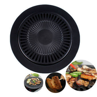 Barbeque Plate cooking pan