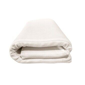 BeRest ที่นอนยางพาราขนาด 5ฟุต หนา 4.5 นิ้ว