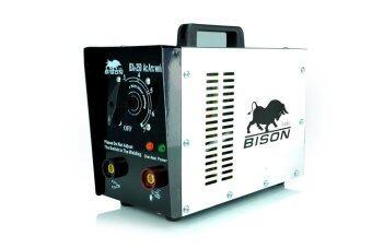 BISON ตู้เชื่อมไฟฟ้ากระแสสลับ 250 แอมป์ รุ่น BX6-250 - สีเทา/ดำ
