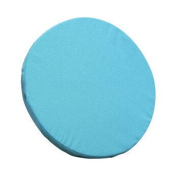 BolehDeals Car Chair Bed Couch Throw Pillow Round Cushion Seat Pad\nHome Decor-Blue - Intl