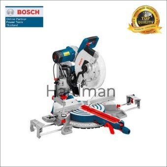 BOSCH เครื่องตัดองศาสไลด์12