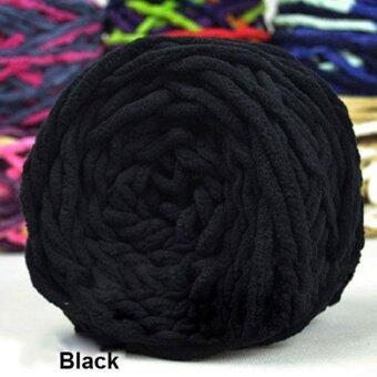 รีวิวพันทิป BUYINCOINS 100กรัมถักผ้าขนสัตว์ผ้าขนหนูนุ่ม ๆอ้วนกลมน่ารักผ้าพันคอไหมพรมสีพิสุทธิ์ชุ่ม