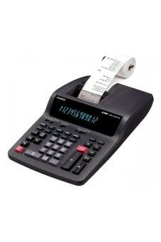 ต้องการขาย Casio printer/Compact Type เครื่องคิดเลขตั้งโต๊ะ รุ่น DR-120TM-BK -Black