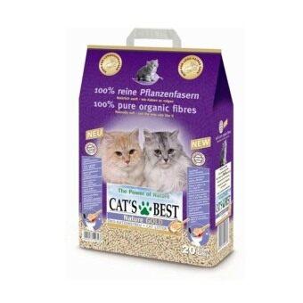 Cat's Best Nature Gold Cat Litter ทรายแมว สีม่วง 20L
