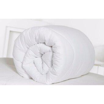 CB Cotton ไส้ผ้านวมขนห่านเทียม กันไรฝุ่น และเชื้อรา สำหรับเตียง ขนาด 6และ5ฟุต เกรดโรงแรม 5 ดาว