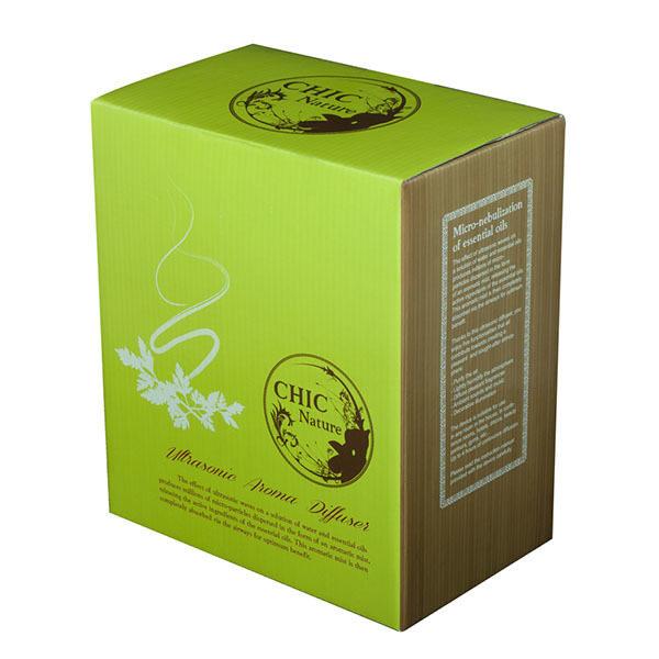 CHIC Nature Aroma Diffuser Glass (ซื้อ 1 แถม 1 เครื่อง)