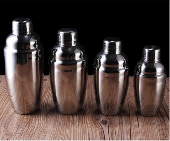 Cocktail Shaker Stainless Steel shaker shaker pot shaker cupbartender tools--750ml