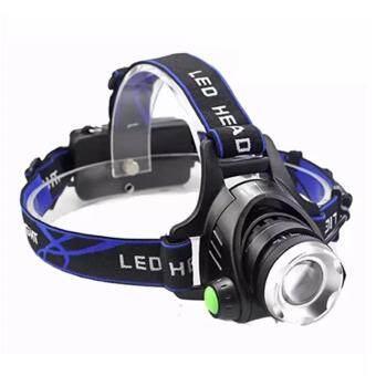 CREE โคมไฟสวมศีรษะ XM-L T6 LED 2000Lm