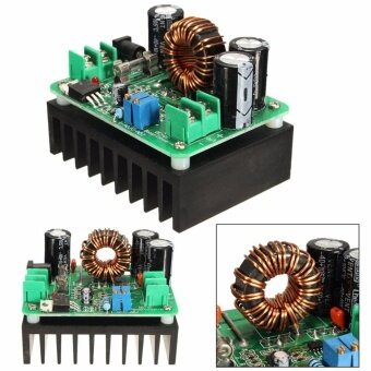 DC-DC 600W 10-60V to 12-80V Boost Converter Step-up Module Car Power Supply - intl