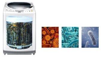 DD ผงทำความสะอาดเครื่องซักผ้า - 2