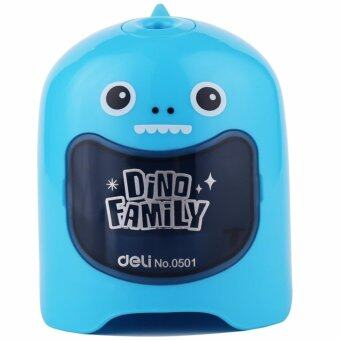 Deli กบเหลาดินสออัตโนมัติ Dino Family