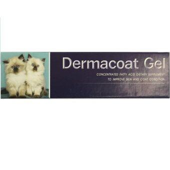 Dermacoat Gel เจลบำรุงผิวหนังและขนสำหรับสุนัข และแมว 120g