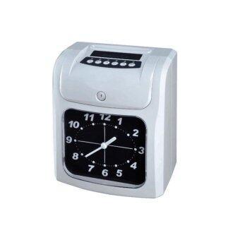 DJSHOP เครื่องตอกบัตร เครื่องบันทึกเวลานาฬิกาตอกบัตร Time Recorder รุ่น S-960