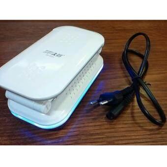 DP-6001 LED18ดวง (หัวหมุนได้) ตั้งโต๊ะแบบอเนกประสงค์พับเก็บได้(มีไฟหรี่) - 3