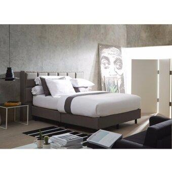 Dunlopillo ชุดผ้าปูที่นอน ขนาด 3.5 ฟุต : สีพื้น DL-COL-WHITE