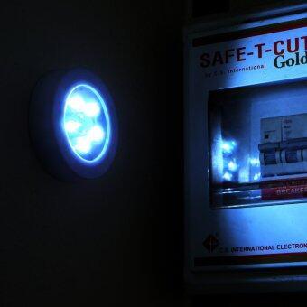 Eagocraft LED Motion Sensor ไฟ LED ตรวจจับการเคลื่อนไหวติดผนัง - 2