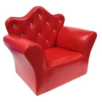 ECF Furniture Princess Chair ( Sofa เด็ก ) - สีแดง รีวิว