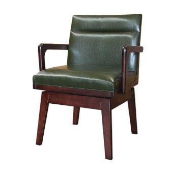 ELEGA FURNITURE เก้าอี้ รุ่น เดนเวอร์ - สีเขียว