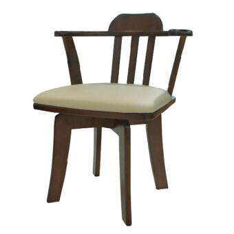 ELEGA Furniture เก้าอี้ รุ่น บันไซ - สีน้ำตาลเข้ม