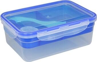ประกาศขาย Elegance Magic Lunch Box กล่องข้าวคู่ใจ - สีฟ้า