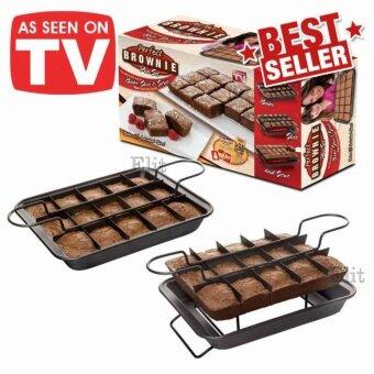 Elit ถาดอบบราวนี่ 15 ช่อง Perfect Brownie pan set รุ่น PFB78-01SY