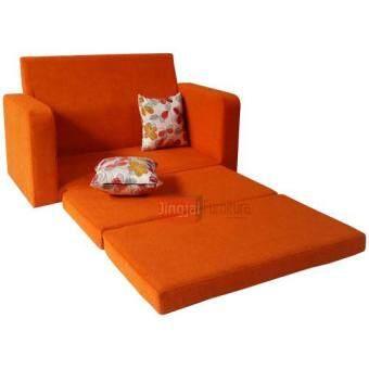 ENZIO โซฟาเบดดึง Venice รุ่น เวนิส (Venice) สีส้ม(Orange) ดีไหม